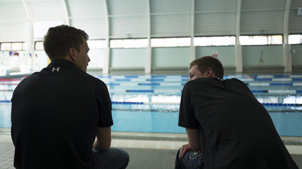 Craig Benson and Duncan Scott talk tactics ahead of Rio 2016